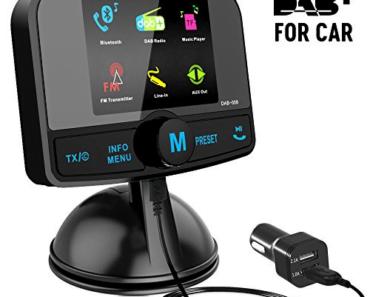 I Migliori Adattatori DAB per Autoradio del 2021: i 7 Adattatori Radio DAB per Auto Migliori a Confronto